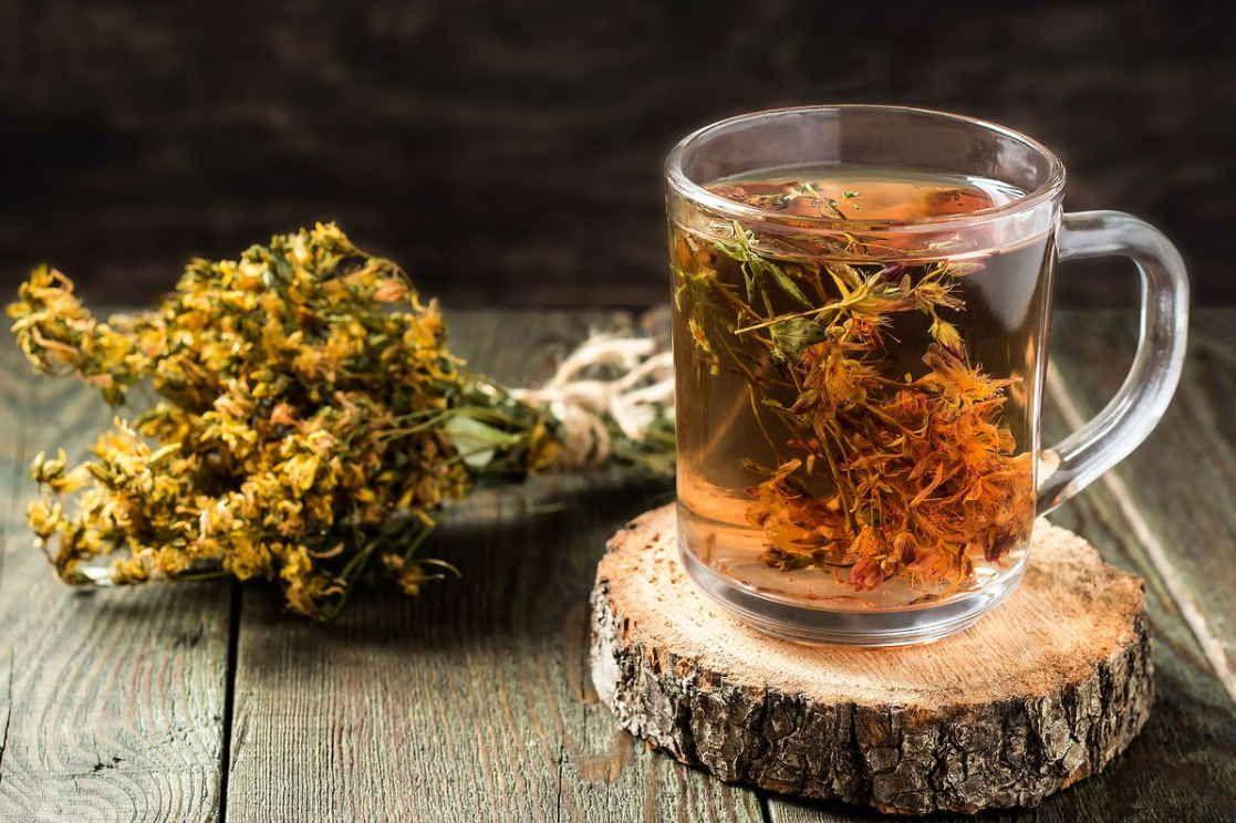 травяные чаи на даче своими руками