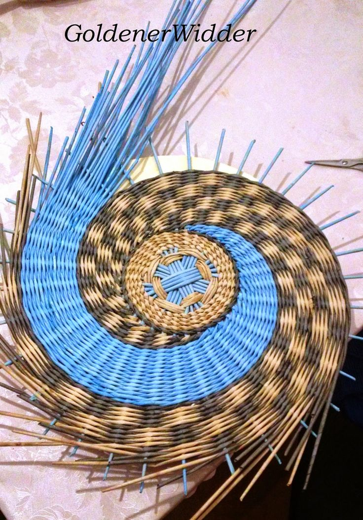МК спирального плетения от Sel@
