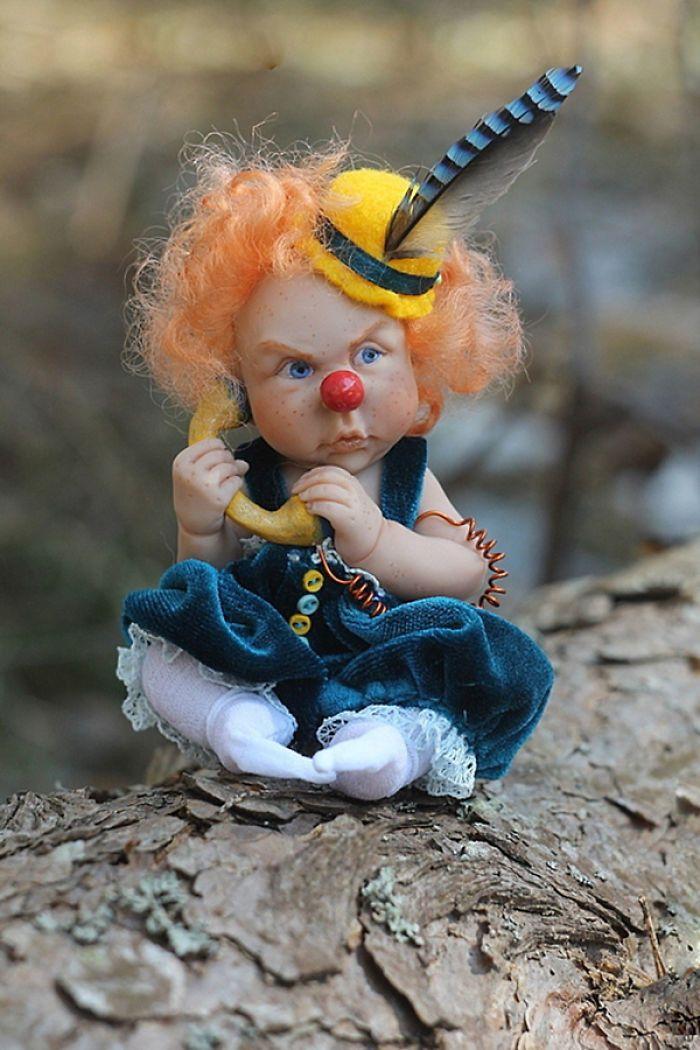 Чудная куколка