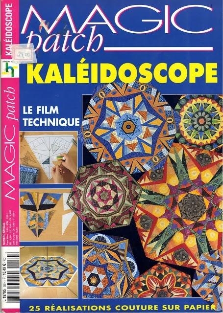 Лоскутное шитье — Калейдоскоп. Техника раскроя, шитья, идеи