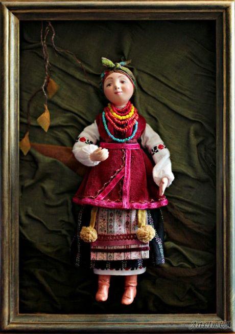 Куклы Ночовной Галины.