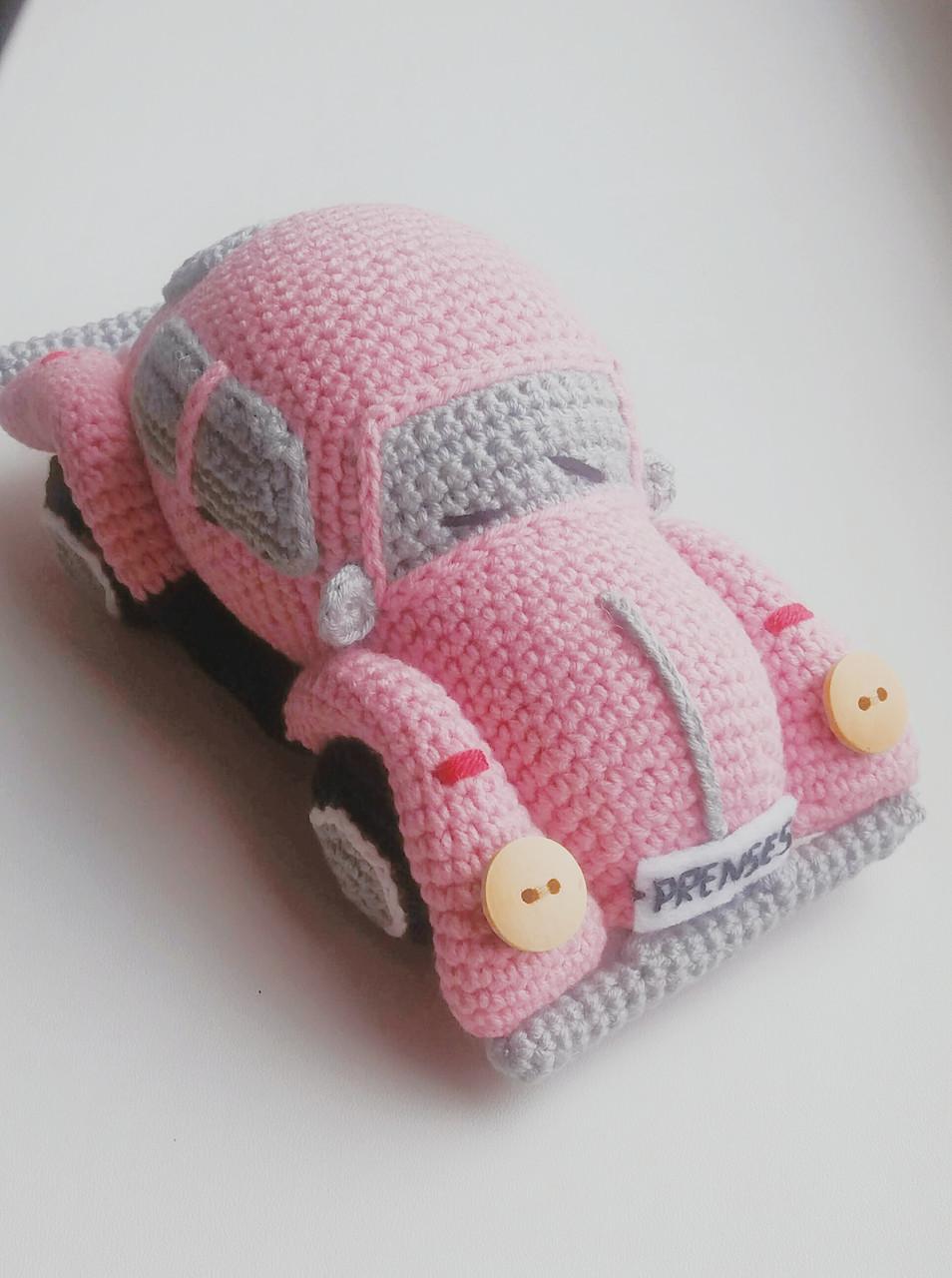 Автомобиль «Жук». Крючком
