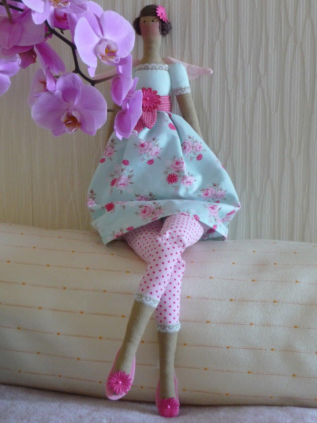 Кукла Тильда мастер-класс