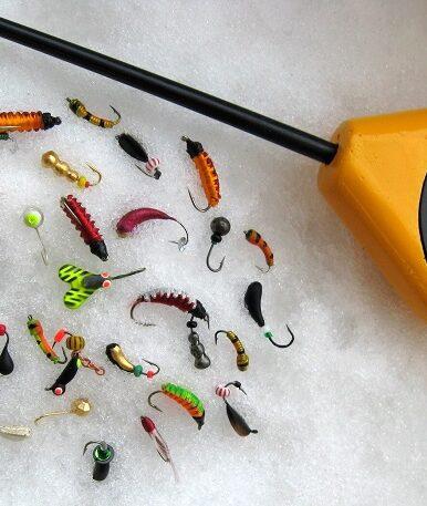 Сувенир для рыбака — делаем мормышки