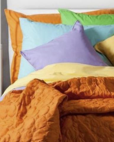Постельное белье из сатина – как сохранить его ярким надолго